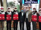 Chuyên gia Trung Quốc đến Iran hỗ trợ chống dịch COVID-19