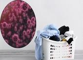 Việc giặt giũ có giúp ngăn chặn COVID-19?