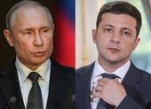 Lãnh đạo Nga, Ukraine gặp nhau nhằm tìm lối ra cho xung đột