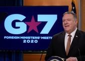Bất đồng tên virus, hội nghị G7 không ra được tuyên bố chung