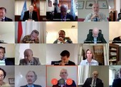 Hội đồng Bảo an thông qua nghị quyết bằng văn bản vì COVID-19