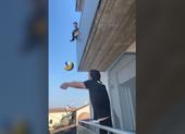 Cầu thủ bóng chuyền Ý tập luyện mùa COVID-19