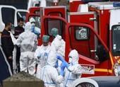 COVID-19 Pháp: Lần đầu tiên số ca tử vong hằng ngày cao kỷ lục