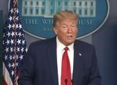 Ông Trump: Đảng Dân chủ chỉ lo luận tội tôi, bỏ qua COVID-19