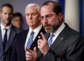 Mỹ sẽ thay Bộ trưởng Y tế?