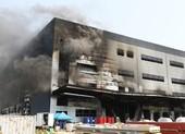Cháy công trình xây dựng, 25 công nhân thiệt mạng