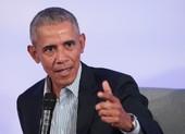 Ông Obama lên tiếng về chiến dịch chống COVID-19 của ông Trump
