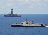 Mỹ triển khai tàu tác chiến ven bờ đến Nam Biển Đông