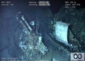 Ảnh: Xác tàu Mỹ chìm gần Trân Châu Cảng thời Thế chiến I
