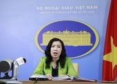 Việt Nam lên tiếng về máy bay do thám Trung Quốc ở Hoàng Sa