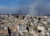 Syria đóng cửa không phận tây bắc, bao gồm điểm nóng Idlib