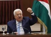 Palestine tuyên bố rút khỏi mọi thỏa thuận với Mỹ và Israel
