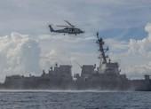 Mỹ báo động 'mối đe dọa Trung Quốc' ở Biển Đông