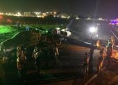 Philippines: Máy bay y tế bốc cháy, 8 người thiệt mạng