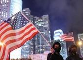 Vụ luật an ninh Hong Kong: Ông Trump cảnh cáo sẽ xử rắn