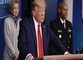 Ông Trump nói sẽ ngừng uống thuốc sốt rét sau '1-2 ngày nữa'