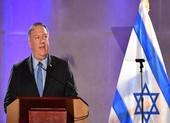 Ông Pompeo tới Israel 'hỏi chuyện' đầu tư của Trung Quốc