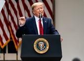 Ông Trump ra một loạt tuyên bố về WHO,Trung Quốc và Hong Kong