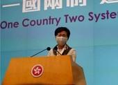 Đến lượt Hong Kong lên tiếng về biểu tình ở Mỹ