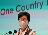 Lãnh đạo Hong Kong đến Bắc Kinh vì dự luật an ninh quốc gia