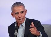 Ông Obama: Nước Mỹ đang trong cuộc khủng hoảng chưa từng thấy