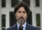 21 giây ngập ngừng của ông Trudeau khi nói về biểu tình ở Mỹ