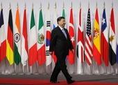 Các nước có xu hướng lập nhóm không Trung Quốc