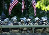 Biểu tình Mỹ: Ông Trump lệnh Vệ binh Quốc gia rút khỏi thủ đô
