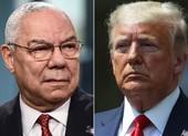 Ông Trump đáp trả chỉ trích của cựu ngoại trưởng da màu