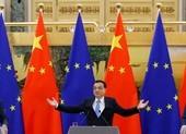 EU khẳng định không liên minh với Mỹ để chống Trung Quốc