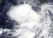 NASA chụp được ảnh bão Nuri hình thành trên Biển Đông