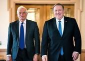 EU muốn đối thoại với Mỹ lập mặt trận chung chống Trung Quốc
