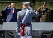 Ông Trump: Xử lý xung đột bên ngoài không phải nhiệm vụ của Mỹ