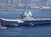 Trung Quốc tuyên bố vận hành thử tàu sân bay Sơn Đông tự đóng