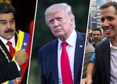 Ông Trump phát tín hiệu ấm với ông Maduro, lạnh với ông Guaido