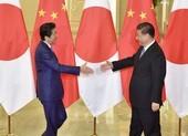 Xa vời chuyến thăm Nhật Bản của ông Tập Cận Bình