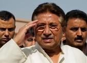 Cựu Thủ tướng Pakistan Musharraf nhận án tử vì tội phản quốc