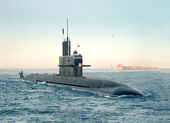 Không giống Mỹ, Nga cùng lúc phát triển 6 loại tàu ngầm