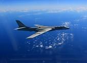 Sau gần 1 tuần yên ắng, máy bay Trung Quốc lại áp sát Đài Loan