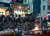 Trung Quốc bị bủa vây sau luật an ninh Hong Kong