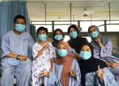 Cả nhà bác sĩ Malaysia gồm 7 người nhiễm COVID-19
