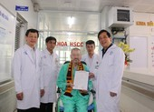 Bệnh nhân 91: 'Không có Việt Nam, tôi không thể có mặt ở đây'