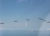 7 tiêm kích J-20 Trung Quốc lập đội bay lớn chưa từng có