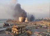Nổ Lebanon 78 người chết: Thủ tướng nhờ quốc tế giúp đỡ