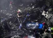 Người sống sót kể lại lúc máy bay chở 99 người rơi và bốc cháy