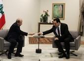 Thủ tướng Lebanon chính thức thông báo chính phủ từ chức