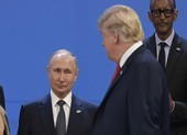 Ông Trump nói mời ông Putin đến hội nghị G7 là bình thường