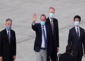 Bộ trưởng Y tế Mỹ đã đến Đài Loan