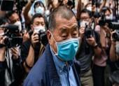 Vừa được thả, ông Jimmy Lai 'thề' tiếp tục hoạt động tờ báo
