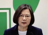 Đài Loan tăng chi tiêu quốc phòng trước sức ép từ Trung Quốc